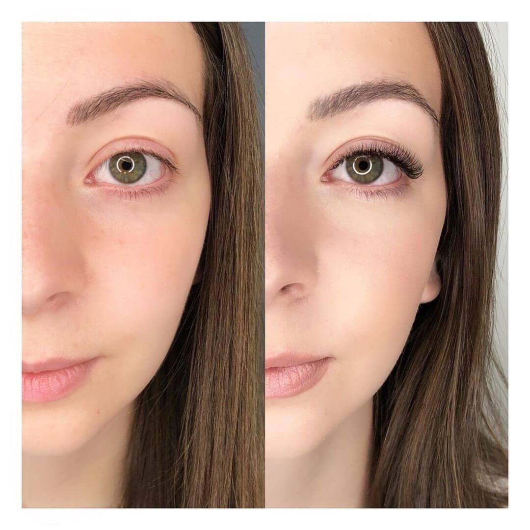 Hybrid Eyelash Extensions Sydney & Potts Point From $130 Offer