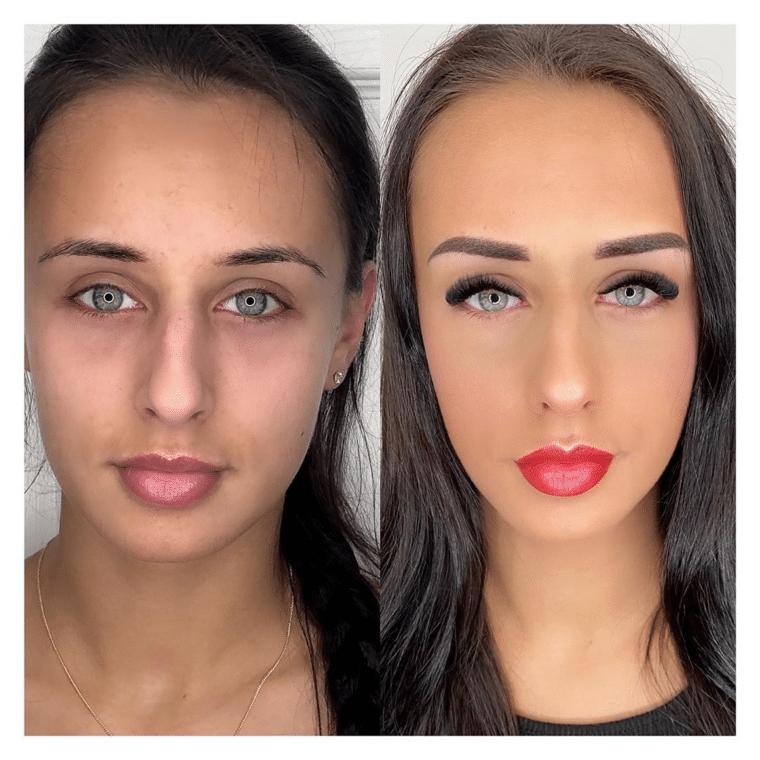remove makeup without damaging eyelash extensions