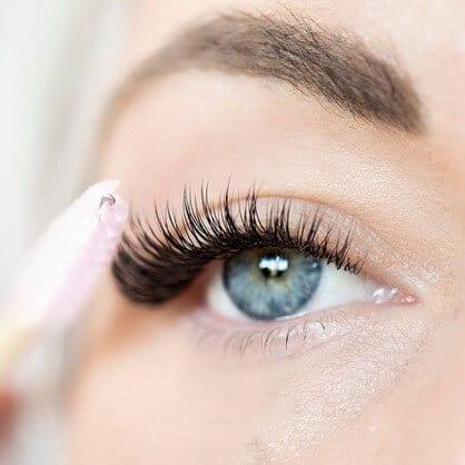 permanent lash extensions