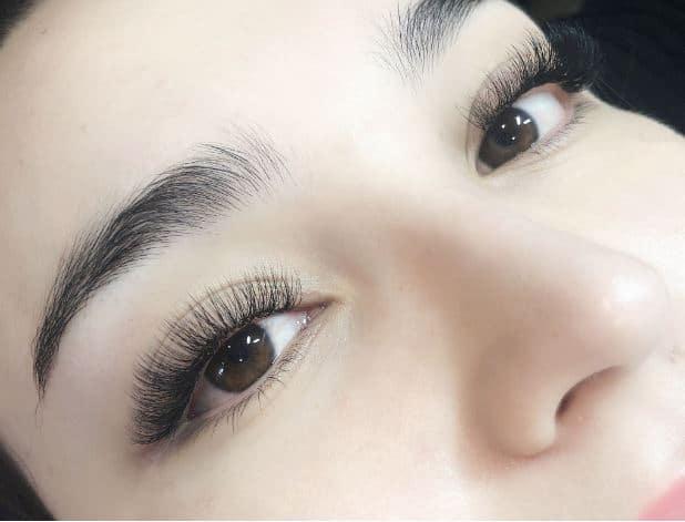 eyelash extensions last the longest