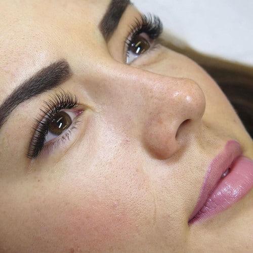 kind of mascara to use on eyelash extensions